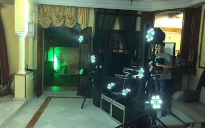 animation dj Casablanca anniversaire soirée