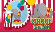 Anniversaire garçon cirque