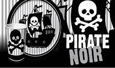 Anniversaire garçon thème pirate