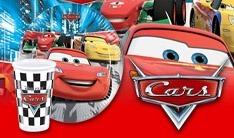Anniversaire garçon Cars
