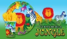 jungle Anniversaire garçon