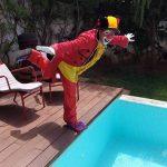 maroc anniversaire clown