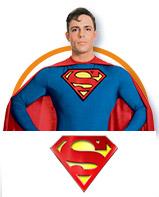 Anniversaire garçon personnages-superman