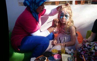 maquillage pour enfant Casablanca