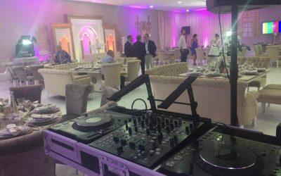 sonorisation dj à Casablanca Rabat Marrakech Mariage