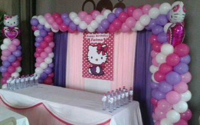 maroc anniversaire decoration