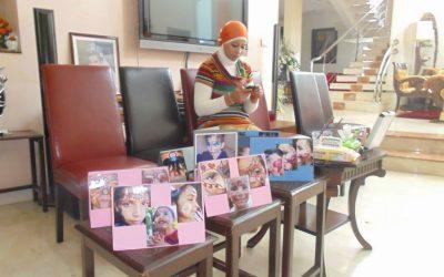 maroc anniversaire maquilleuse